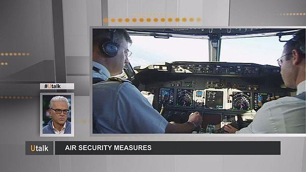 Medidas de seguridad aérea
