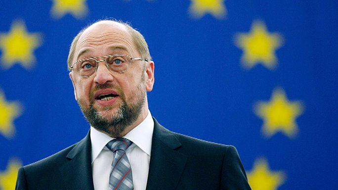 Martin Schulz szerint Orbánnak segítenie kellene a menekülteket