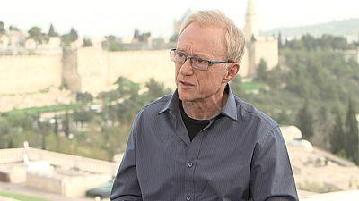 """Israël-Palestine: """"la solution à deux États n'est pas morte, c'est la seule option possible"""", estime l'écrivain David Grossman"""