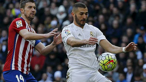 Benzema prevented from France return