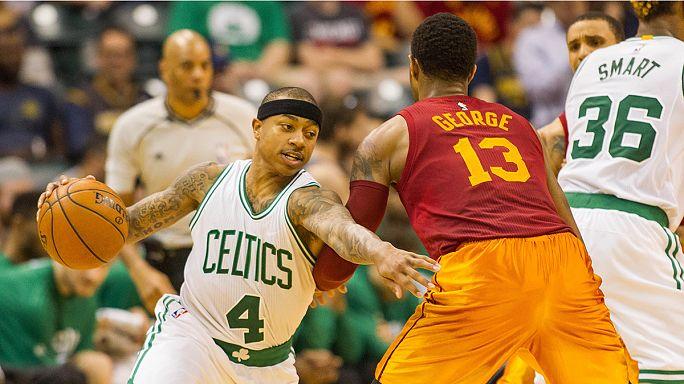 NBA: Pacers geri döndü