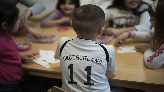 Migrants in Germany and Google in Russia