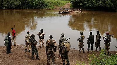 Central Africa Republic: Seleka rebel freed from cells by armed loyalists