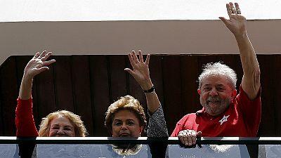 Brasile: l'ex presidente Lula è capo di gabinetto del governo Rousseff