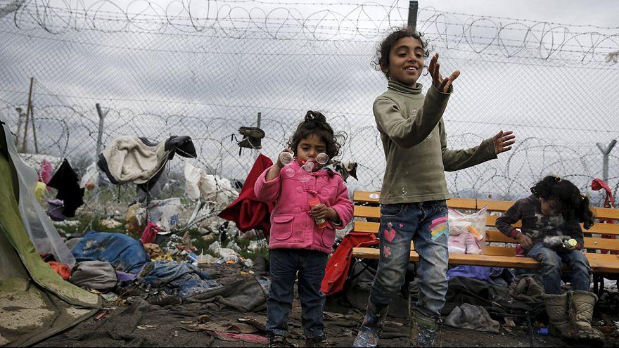 """Правозащитные организации против """"сделки по торговле беженцами"""""""