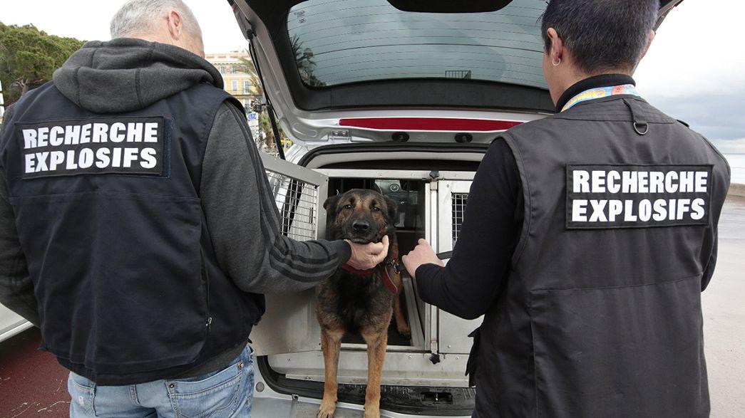 Франция: задержаны четверо подозреваемых в подготовке теракта