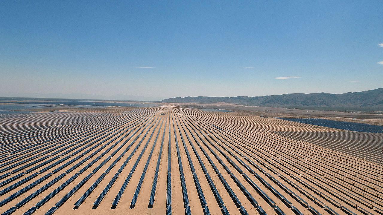 Image: Villanueva photovoltaic power plant