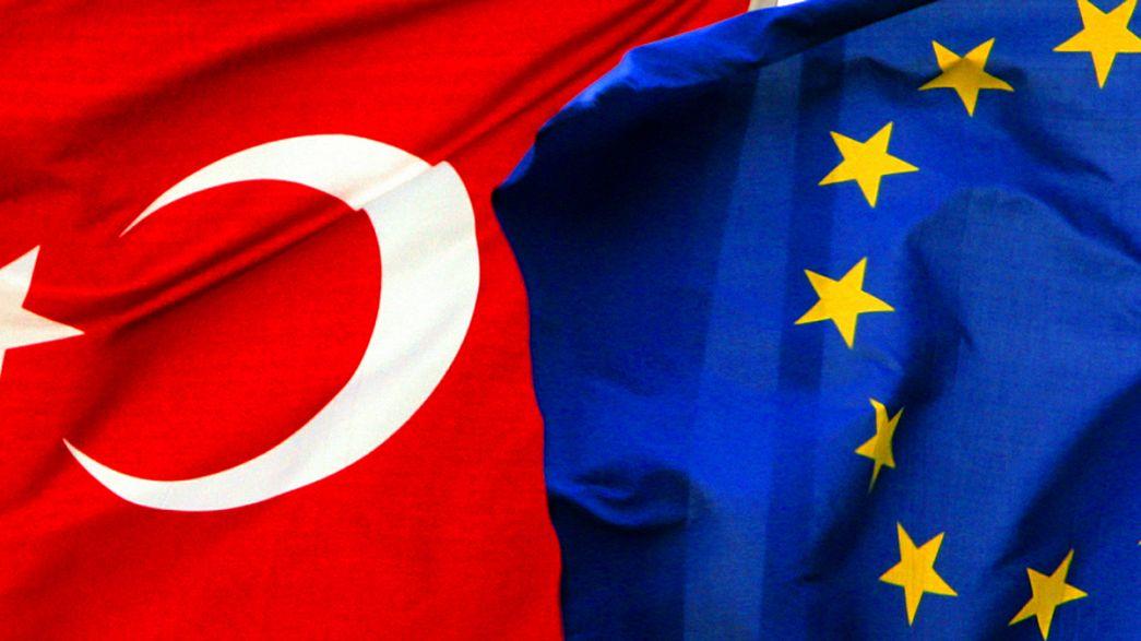 Crise migratoire : un sommet UE-Turquie et de nombreux points d'interrogation