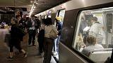 """США: столичная """"подземка"""" открылась после 30-часового простоя"""