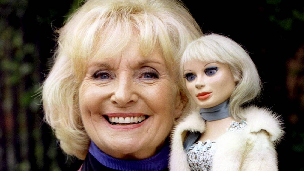"""Voice of """"Lady Penelope"""", Sylvia Anderson dies aged 88"""