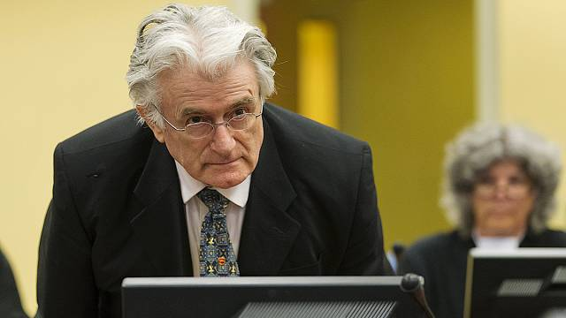 Karadzic ,'Bosna Soykırımı'ndan dolayı hüküm giyecek mi?