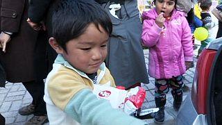 شهر چشمه ترکیه، میزبان پناهجویان به جای گردشگران