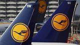 Lufthansa prevê subida ligeira nos lucros