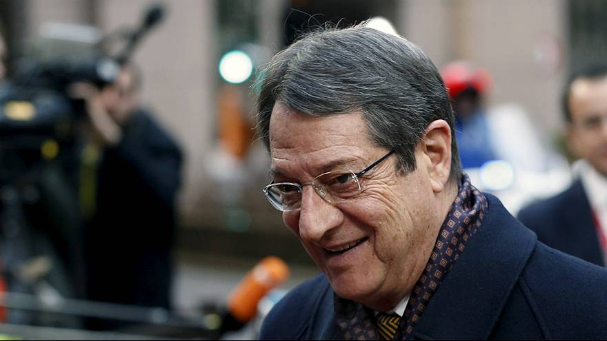 Νίκος Αναστασιάδης στο euronews: «Θα ασκήσουμε βέτο, εφόσον η Τουρκία δεν υλοποιεί τις δεσμεύσεις της»