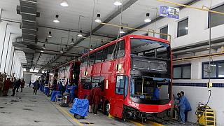 Egypt to manufacture iconic double-decker London buses