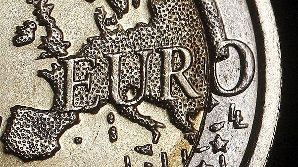 Ismét negatív infláció az eurózónában