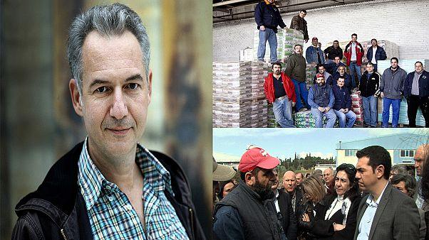 18ο Φεστιβάλ Ντοκιμαντέρ Θεσ/νίκης: Ο Απόστολος Καρακάσης στο Euronews