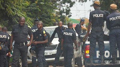 Présidentielle au Congo : un axe routier bloqué par la police à Brazzaville avant un meeting de l'opposition
