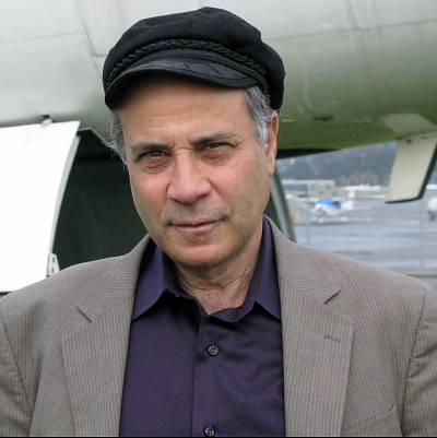Robert Zubrin is an aerospace engineer and co-founder of the Mars Society.