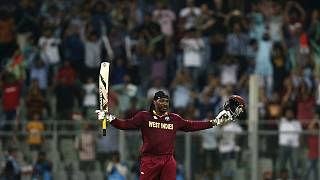 Gayle blows England off course at ICC World Twenty20