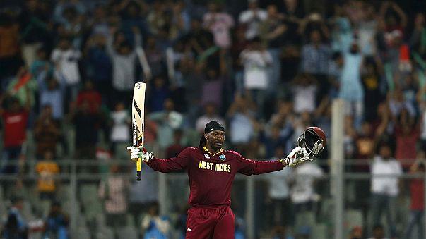 Cricket: Niederlage für England - Century für Chris Gale