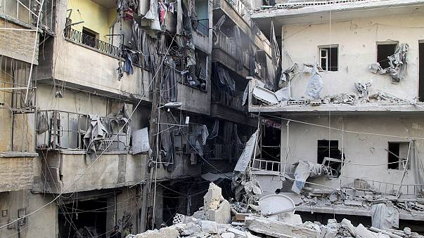 Syria: five years of crisis