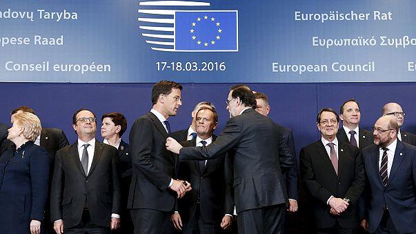 Arranca la cumbre en Bruselas para llegar a un acuerdo con Turquía