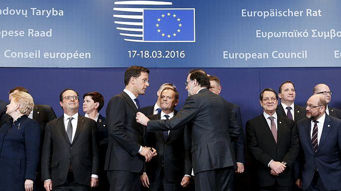 أزمة اللجوء إلى الاتحاد الأوروبي بند أول على جدول أعمال قمة تستمر يومين في بروكسل
