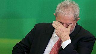 Brésil: l'entrée de Lula da Silva au gouvernement pose problème