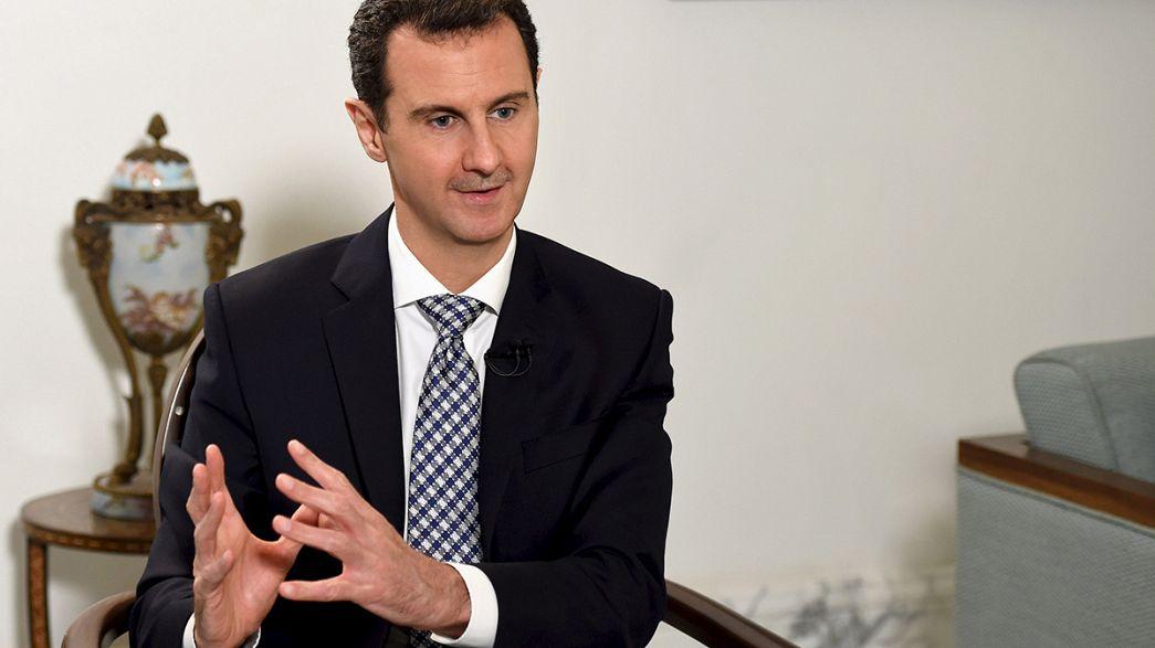Al Meslet: Keine wichtige Position für Assad in Syrien