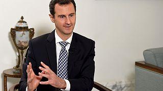 Assad's future at heart of peace talks