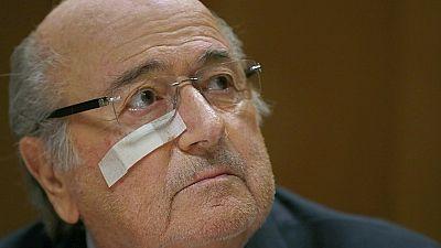 FIFA : le salaire de Blatter révélé