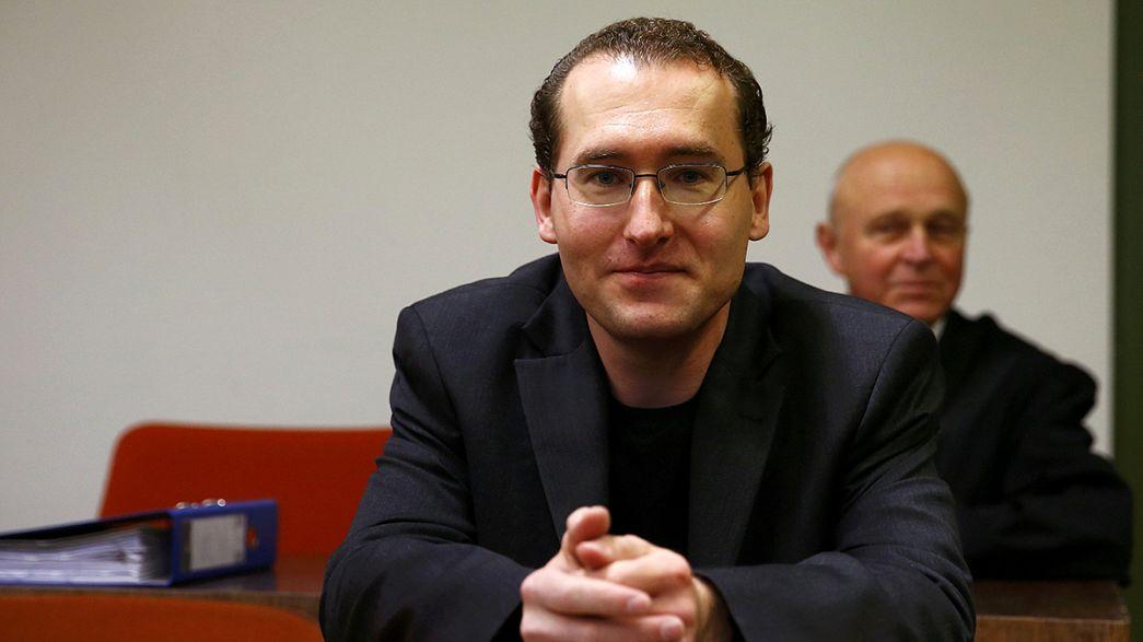 """Acht Jahre Haft für """"Agent Uwe"""": Er gab BND-Dokumente an Amerikaner und Russen weiter"""