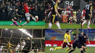 Borussia Dortmund im Viertelfinale - Klopp und Liverpool werfen Manchester United raus