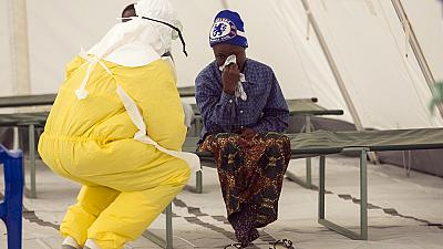 Guinea government announces two new cases of Ebola