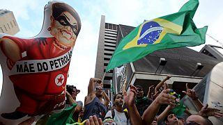 Dokunulmazlık atamasında Rousseff'e meclisten de tepki geldi