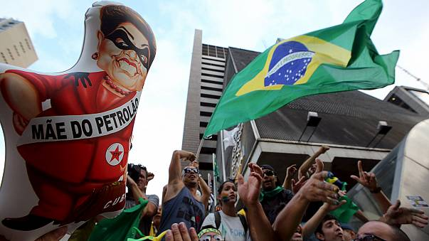 Problems mount, impeachment process begins for Brazil's Rousseff