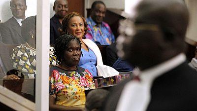 Simone Gbagbo renvoyée devant la cour d'assises