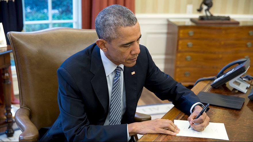 Kubai meghívás az amerikai elnöknek – levélben egy kávéra