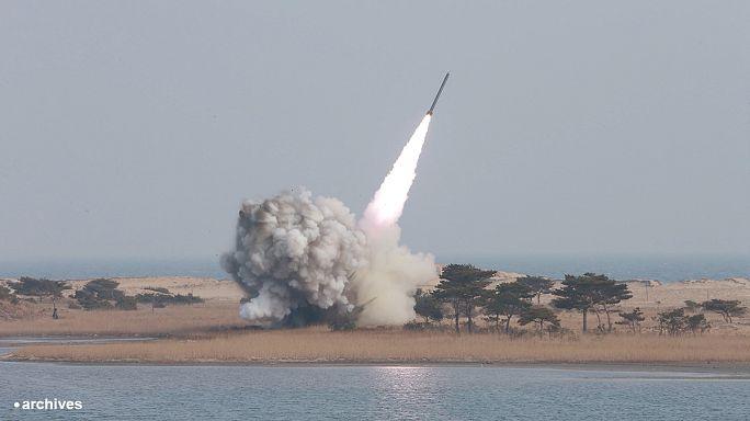 Újabb ballisztikus rakétát lőtt ki Észak-Korea