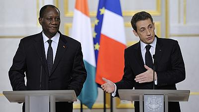 Sarkozy to pay tribute to terror victims in Ivory Coast visit