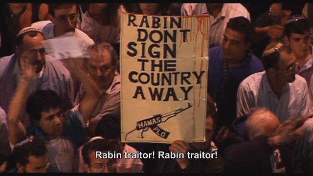 'Rabin The Last Day' a reflection on the nature of peace