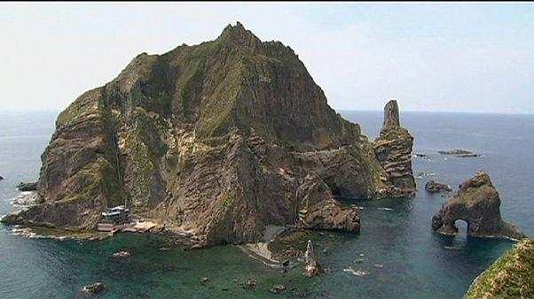 Japanische Schulbücher feuern Streit um Inseln mit Südkorea an