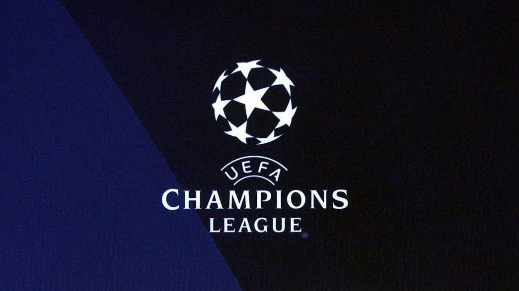"""Лига Чемпионов: """"Пари-Сен-Жермен"""" - """"Сити"""" в 1/4 финала"""
