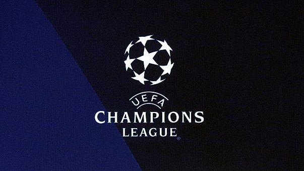 UEFA Şampiyonlar Ligi çeyrek finalinde eşleşmeler belli oldu