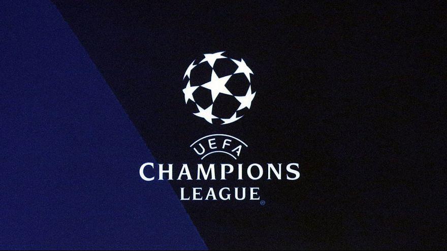 UEFA Champions League draw: Man City to face Paris Saint-Germain in quarter finals
