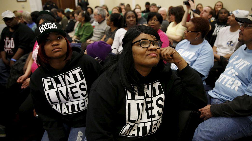 Escândalo de Flint chega ao Congresso americano