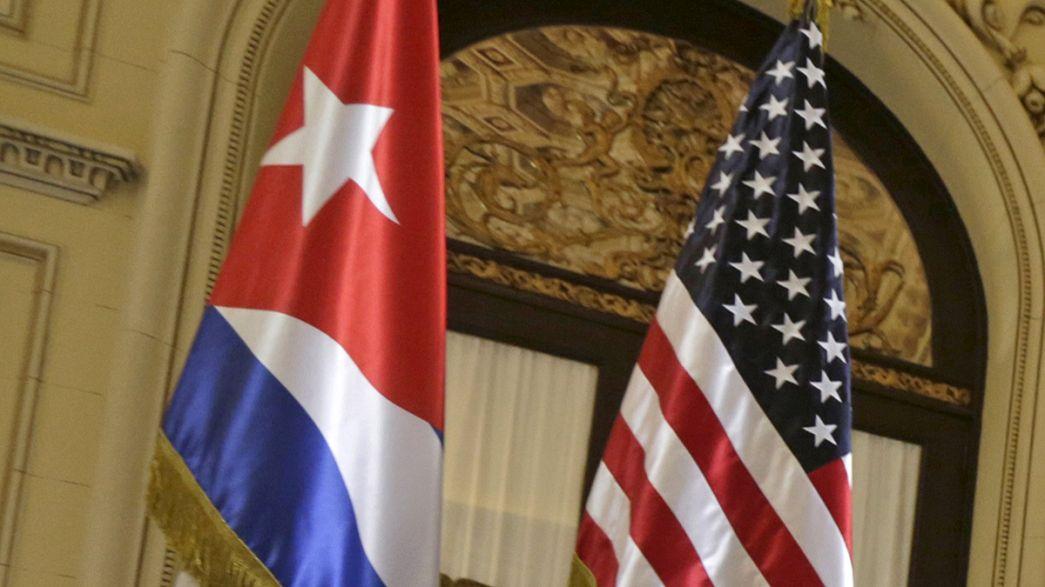 Gespannte Erwartungen vor Obamas historischer Kuba-Reise