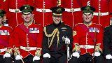 El principe William asiste al desfile de San Patricio