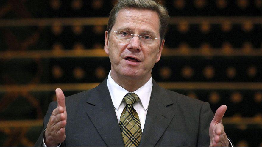 Умер бывший вице-канцлер ФРГ Гидо Вестервелле